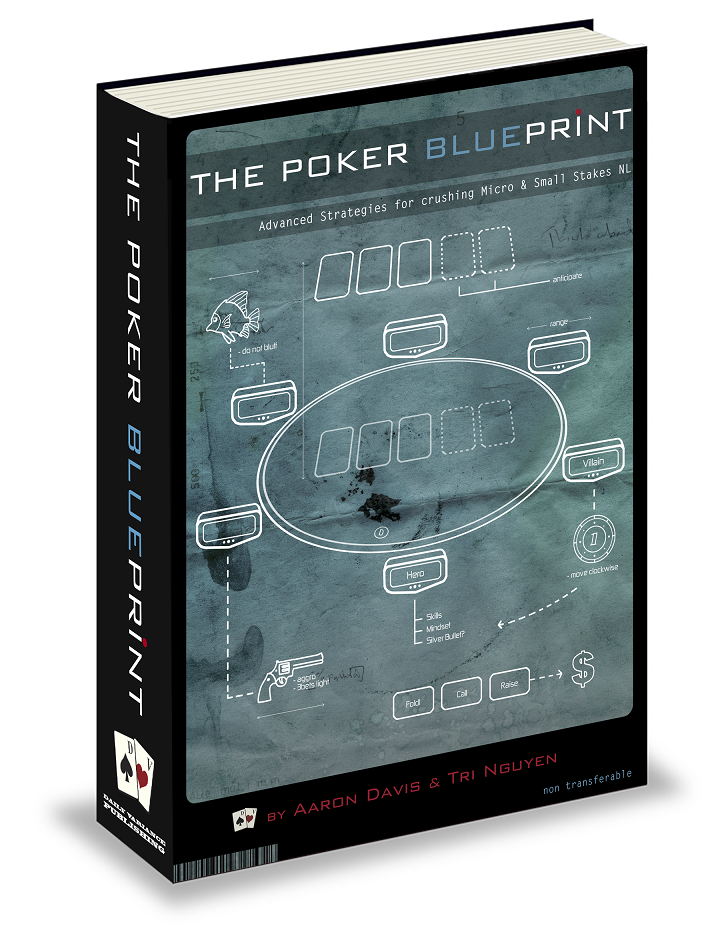 Book review the poker blueprint by tri nguyen and aaron davis my malvernweather Image collections