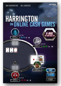 Harrington on Online Cash Games