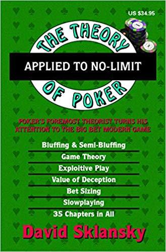 Episode 300: David Sklansky – Thinking Poker